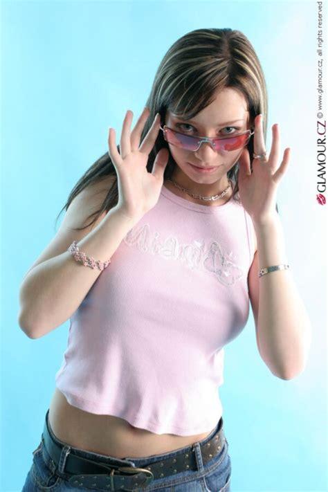 teen pink video lenka jpg 600x900